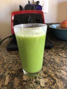 Power green juice