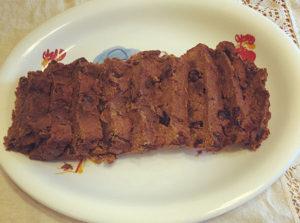 Pumpkin-Chocolate-Cranberry Bread (GF)
