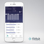 Fitbit Sleep Tracking Screen