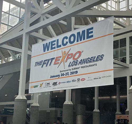 Fit Expo LA