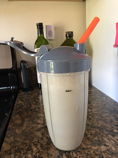 Keto shake ready to drink