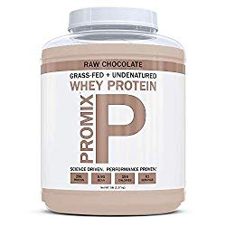 Promix Grass-Fed Chocolate Whey Protein