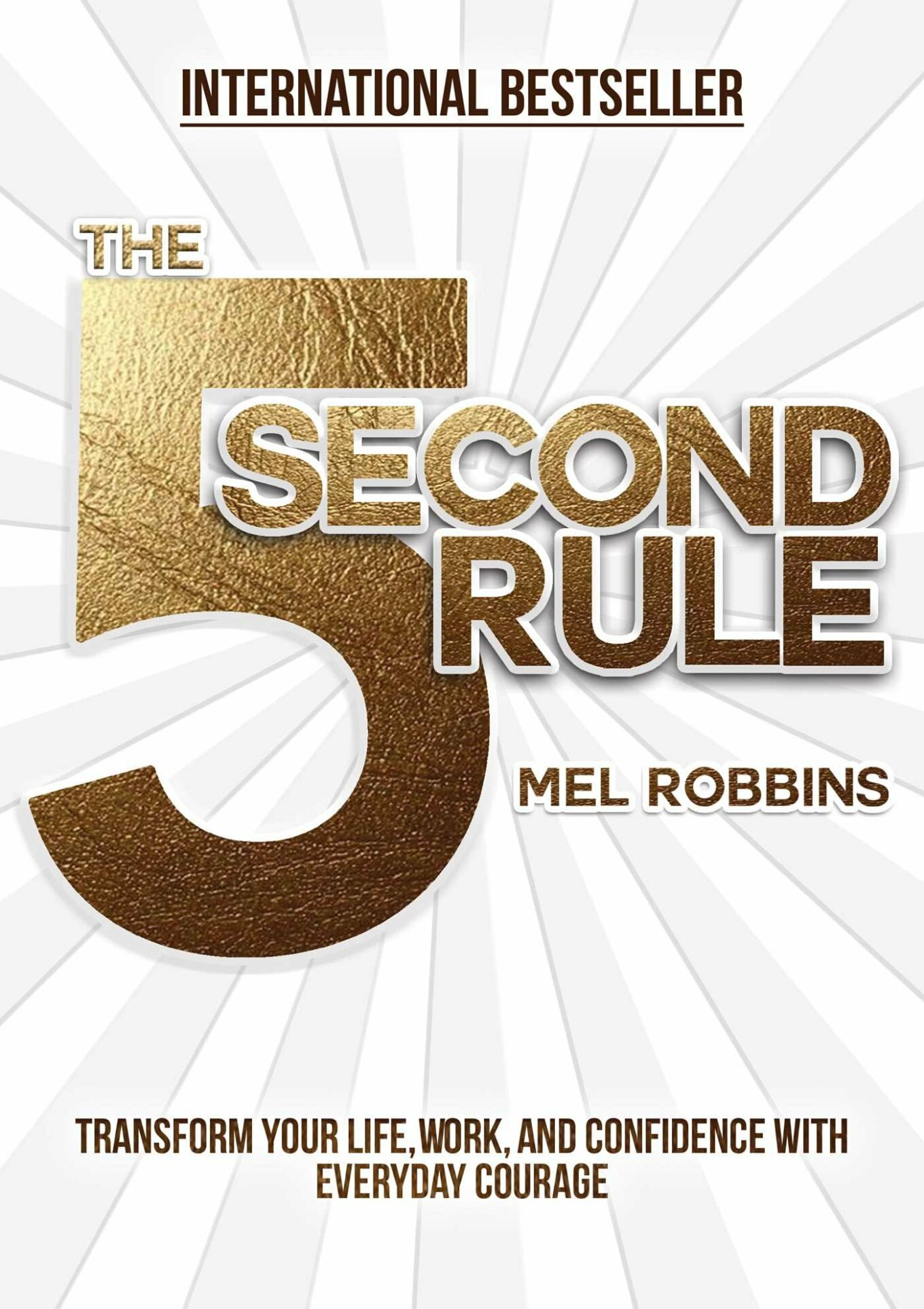 The 5 Second Rule is a great book to help you create an intentional life, induce confidence building and has many mindfulness benefits