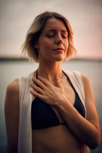 breathwork reduces anxiety and helps manage your time
