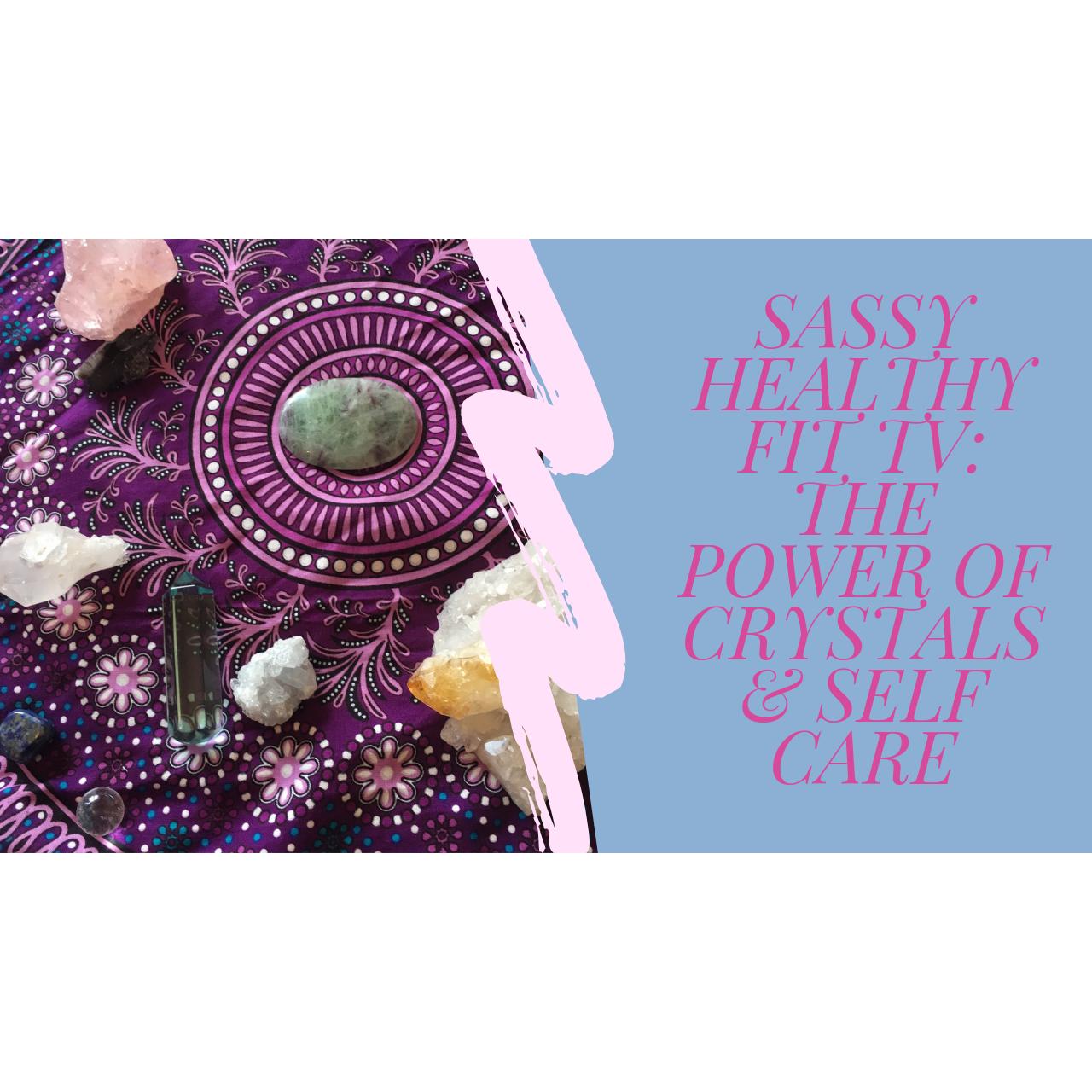crystals self care self love healing