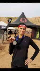 Amirra Besh Spartan Race Athlete