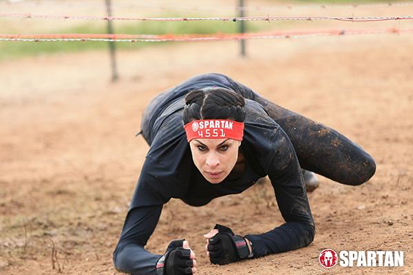 amirra besh army crawl spartan race