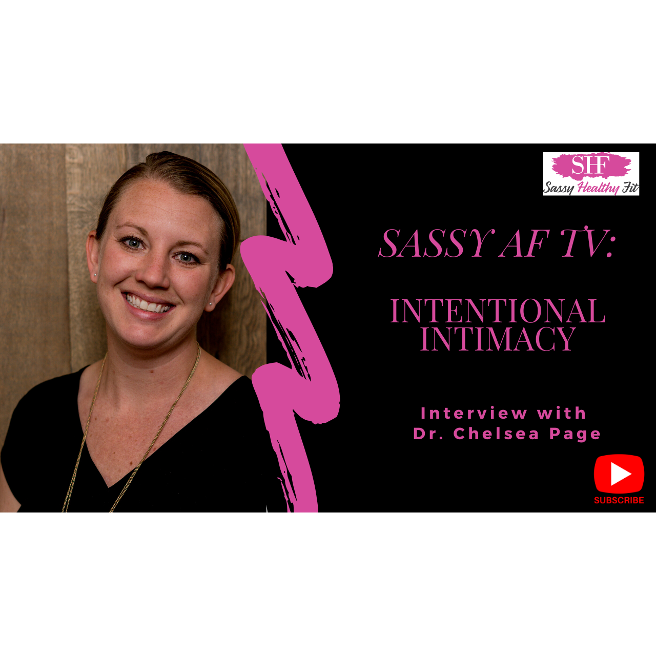 intentional intimacy with dr. chelsea page