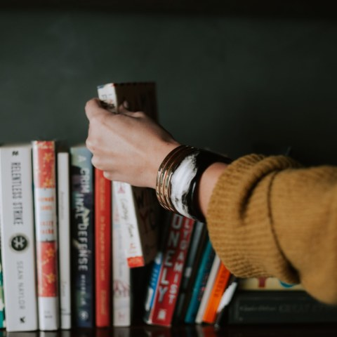 reading books has always been a way to practice self care